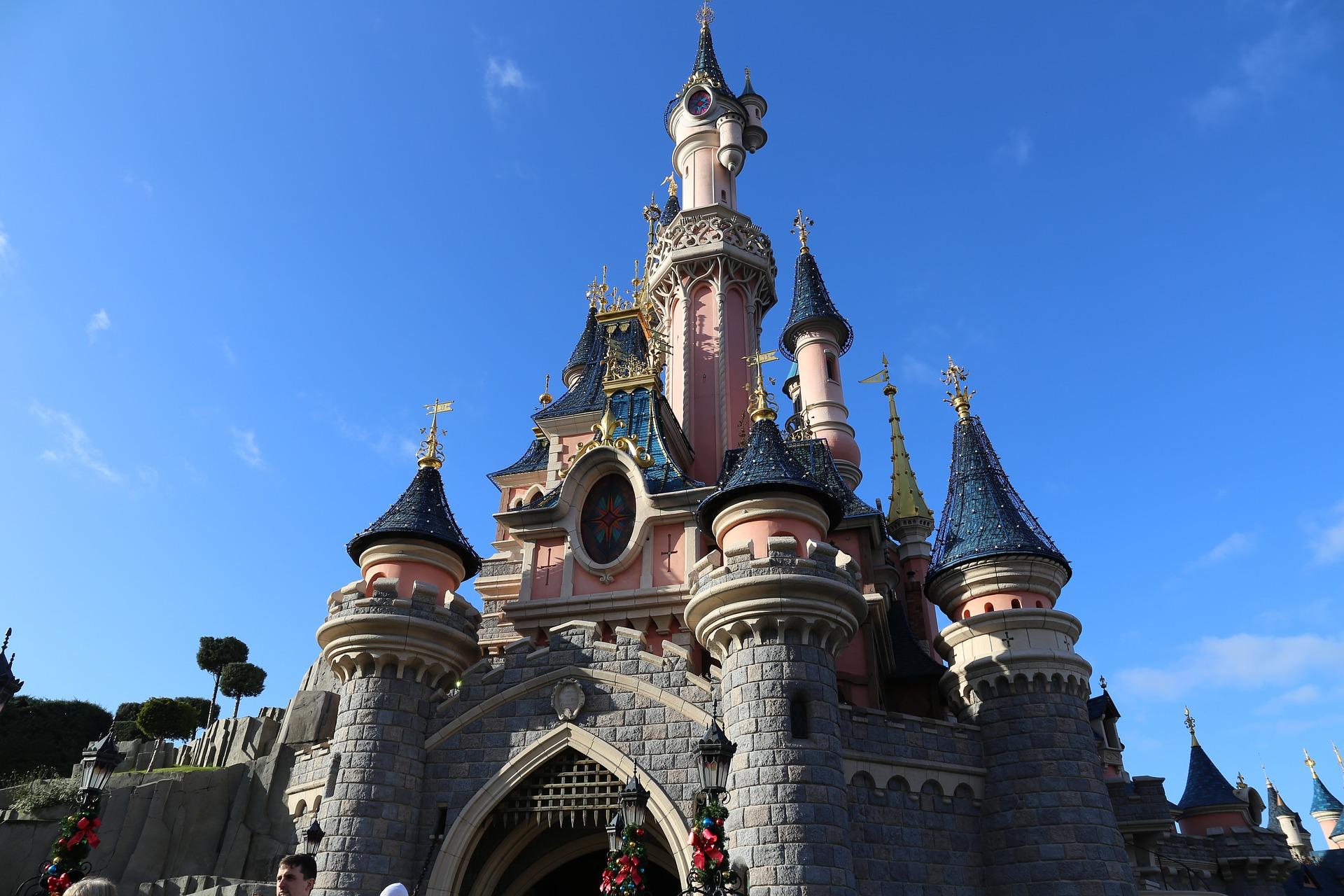 Hôtel à Disneyland Paris