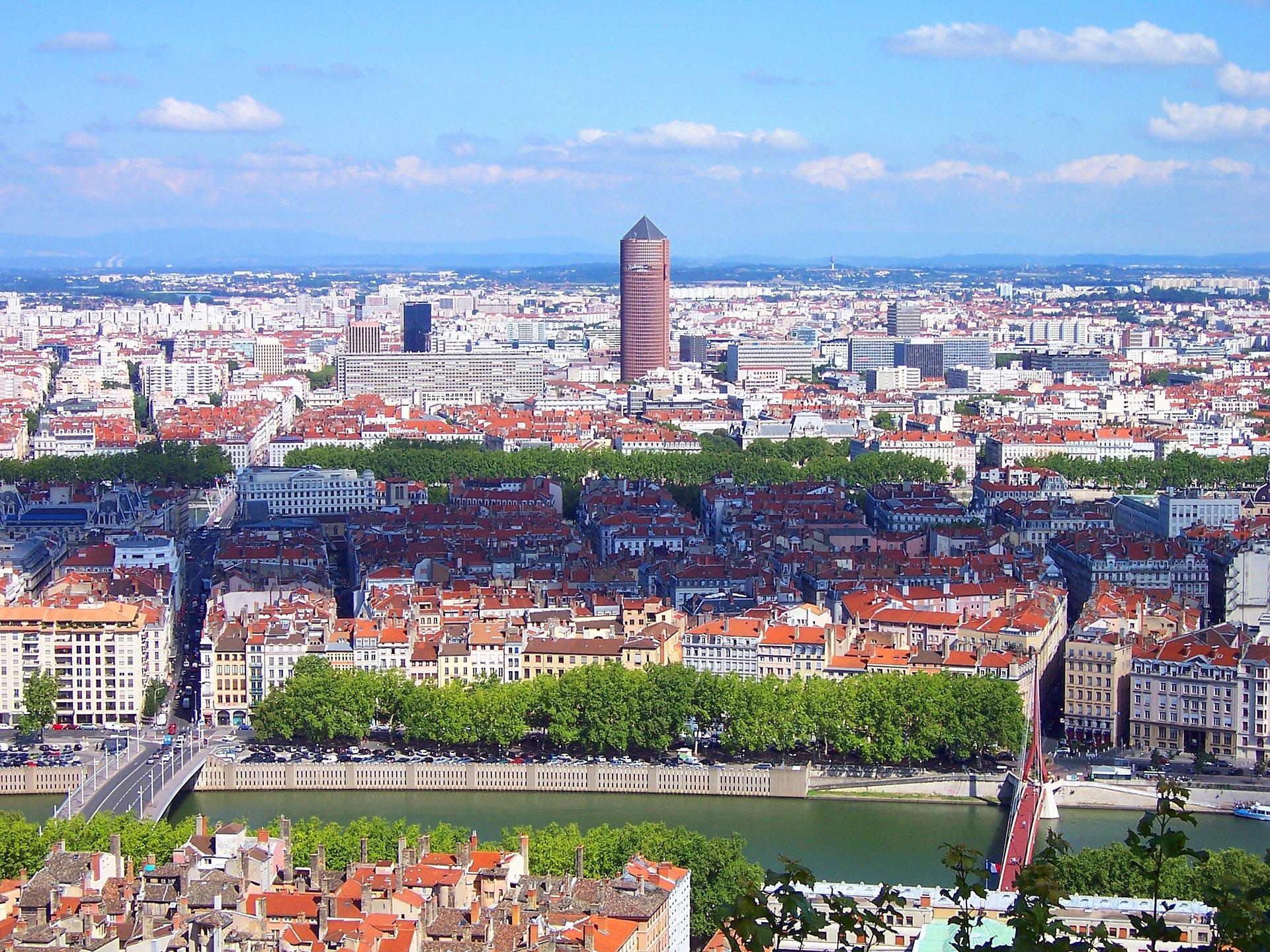 Trouver une résidence étudiante à Lyon