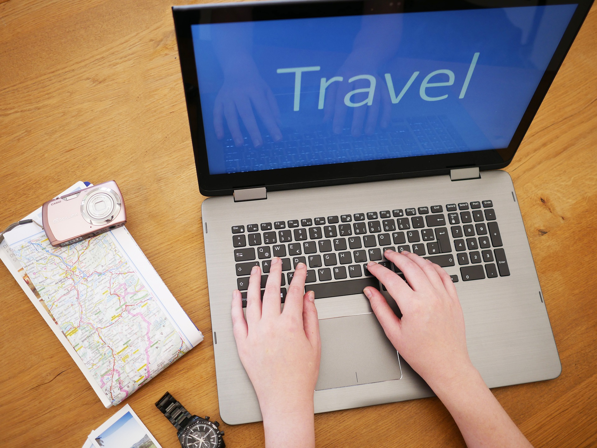Réservation d'hôtel en ligne